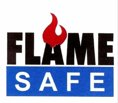 flame safe logo
