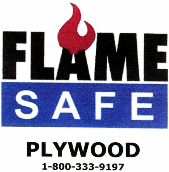 Flame Safe Plywood